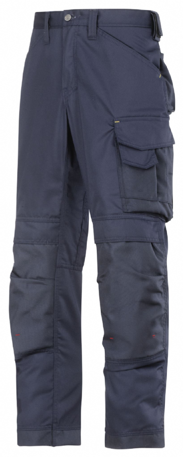Snickers 3311 CoolTwill Craftsmen Trousers (Navy)